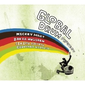 Global Drum Project 앨범정보